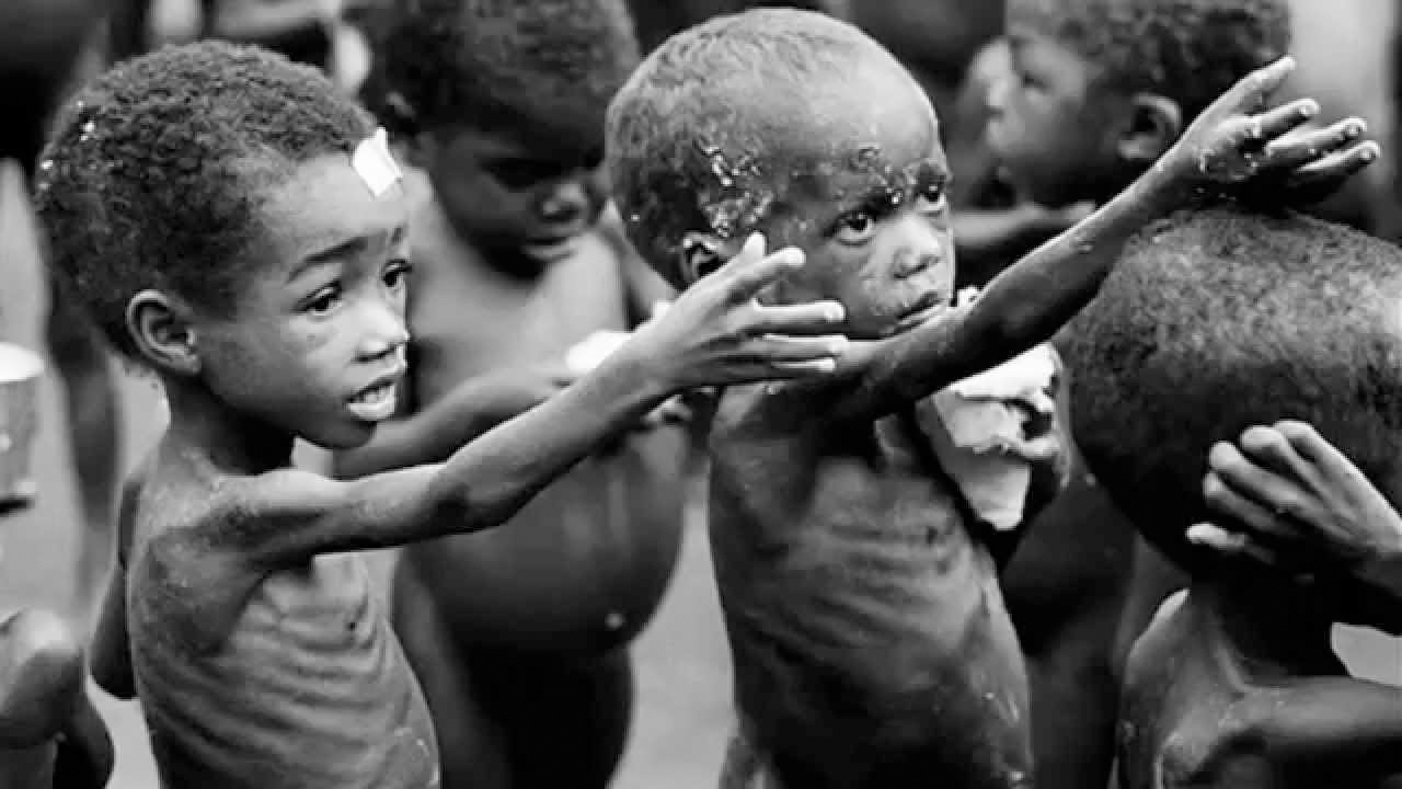 المجاعات كسلاح حرب