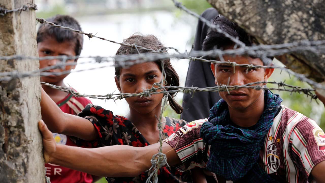اضطهاد ميانمار