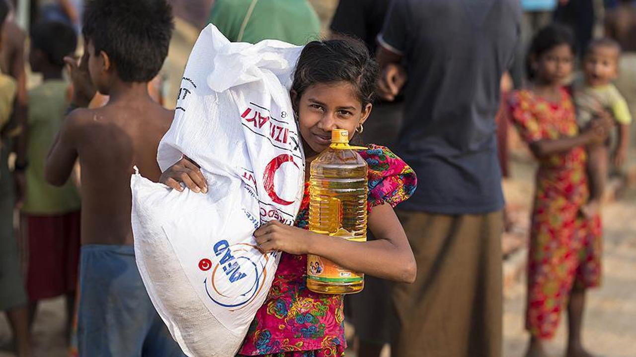نظام للمساعدات الإنسانية