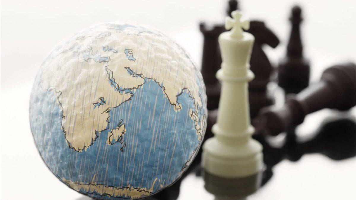 موقف النظام الدولي