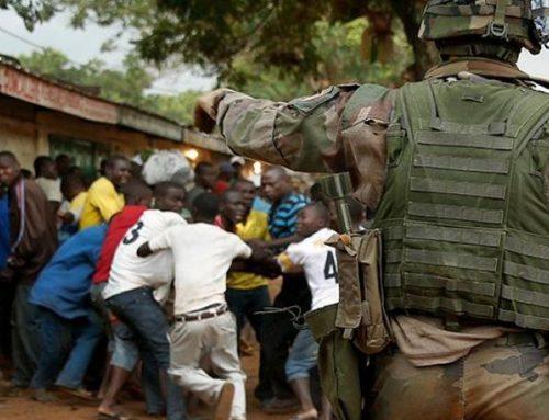 عسكرة السياسة الخارجية الأمريكية في إفريقيا