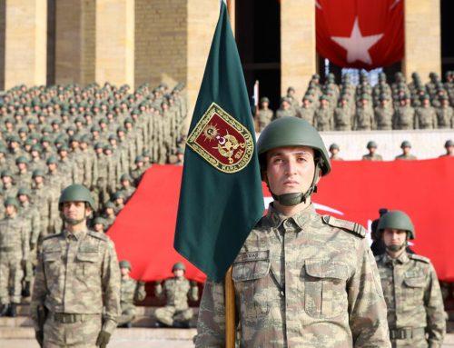 تاريخ المدارس العسكرية في تركيا