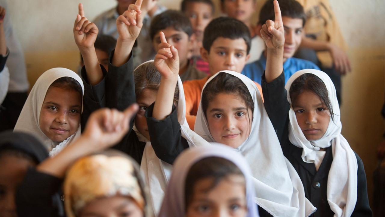 التعليم في آسيا الوسطى